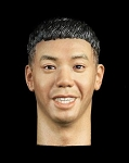 Asian Male Head Sculpt (Young)