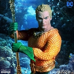 One: 12 Collective: Aquaman (1:12 Scale)<BR>PRE-ORDER: ETA Q4 2019