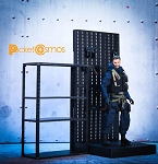 Weapons Rack & Shelves (1:12 Scale)<BR>PRE-ORDER: ETA Q3 2019<BR>WAIT LIST