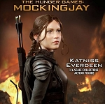 MOCKINGJAY<BR>Katniss Everdeen