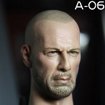 'Bruce' Head Sculpt