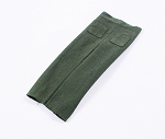 British Para Trousers with 2 Rear Pockets - Olive Drab