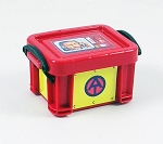 Plastic Storage Crate Decal Set<BR>(Adventure Team)