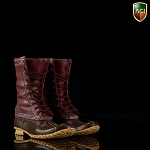 Outdoor Hunting Boots (dark brown)<BR>