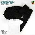 S. Roger Outfit Set C<BR>