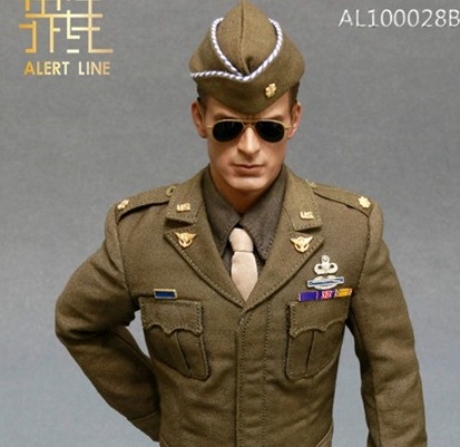 WWII US Army Uniform Set B<BR>PRE-ORDER: ETA Q1 2020