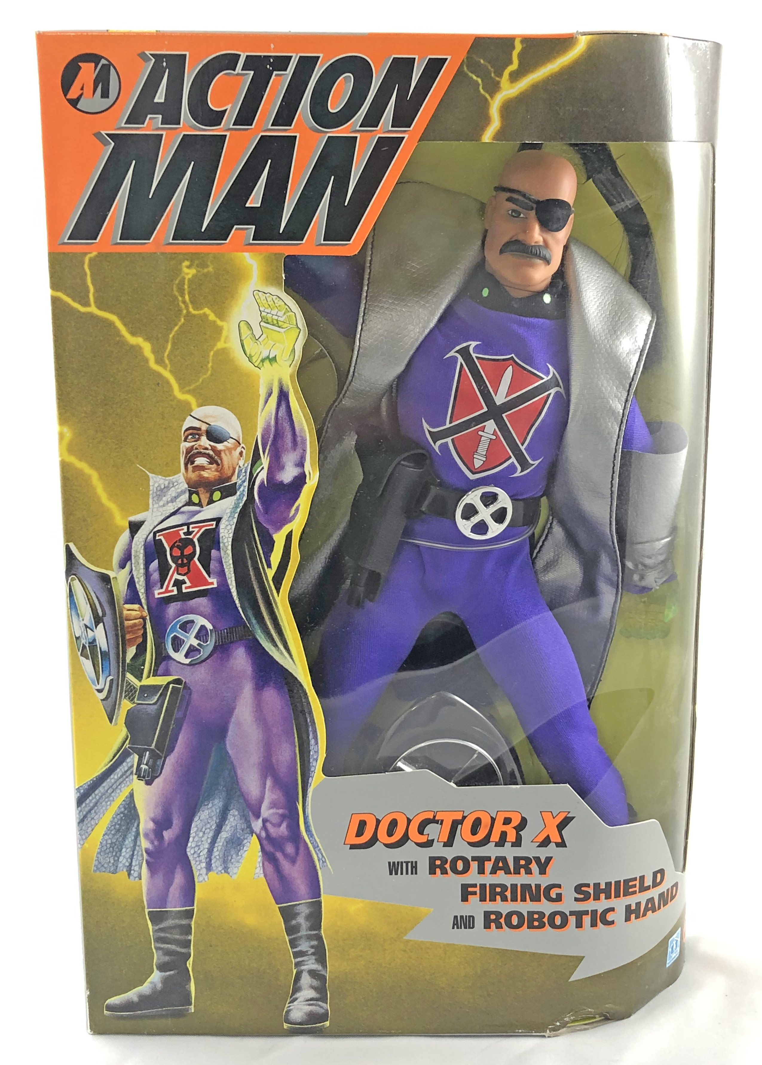Action Man: Doctor X Figure