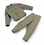 Soldier Shirt & Pants (OD)