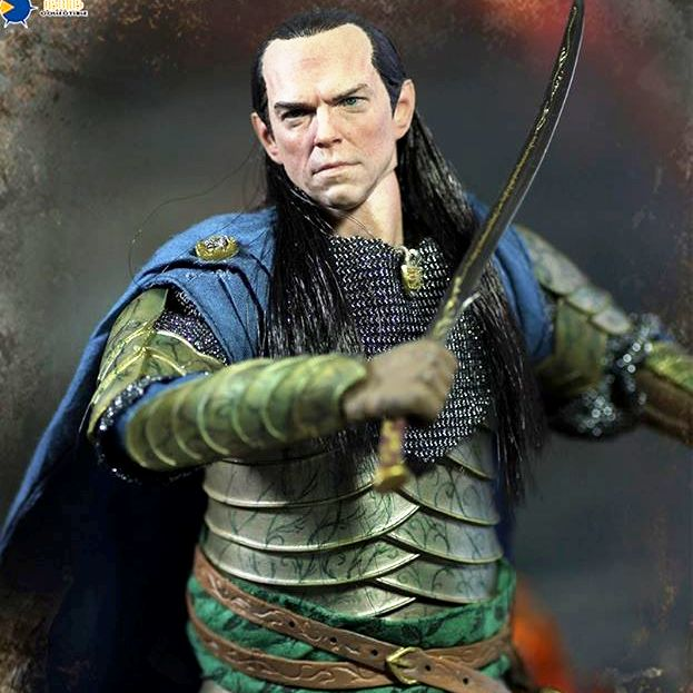 Lord of the Rings: Elrond<BR>PRE-ORDER: ETA Q1 2020