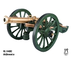Napoleonic War French Gribeauval Cannon