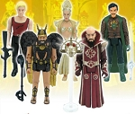 Flash Gordon Figure Set<BR>(1:18 Scale)