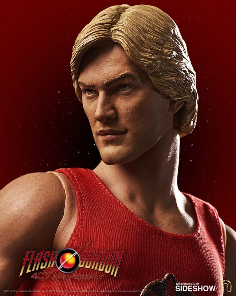 Flash Gordon - Saviour of the Universe<BR>PRE-ORDER: ETA Aug. 2020