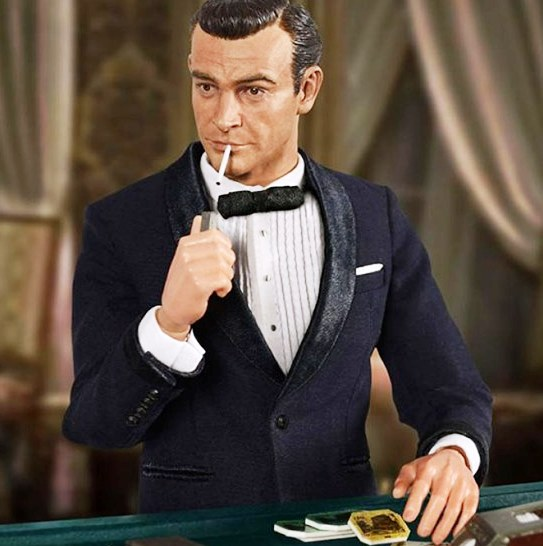 James Bond (Dr. No) <BR>PRE-ORDER: ETA Q4 2020