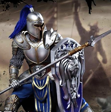 Porthos the Lancer (Magic Knights Series)