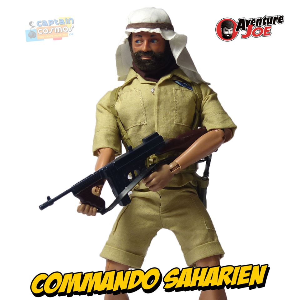 SAS Desert Commando Uniform Set<BR>PRE-ORDER: ETA Nov. 2019