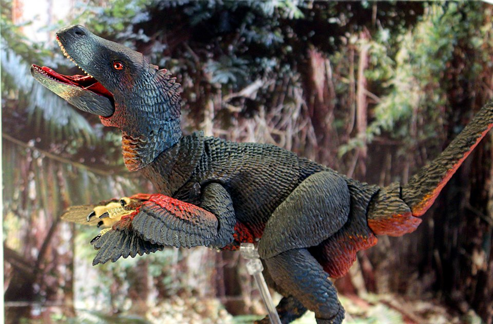 Beasts of the Mesozoic: Atrociraptor Marshalli (1:6 Scale)<BR>PRE-ORDER: ETA Nov. 2019