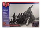 Korean War Era 155mm Howitzer Cannon