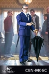 Royal Spy Suit & Head Sculpt Set (Blue)<br><b>$20 Off!!</b>