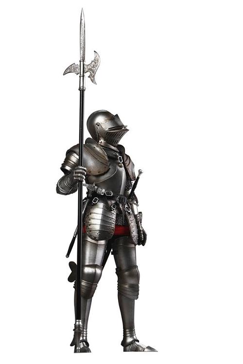 Coomodel SE036 1//6 Knights of the Realm-Famiglia Ducale Shoulder Armor Model