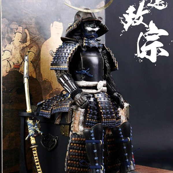 Date Masamune (Masterpiece Unique Version)<BR>PRE-ORDER: ETA Q1 2020
