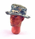 Green Digital Camo Boonie Hat<BR>