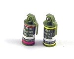 Smoke Grenades (Green)(x2)<BR>
