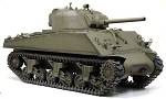 M4A3(75)W Sherman<BR>Tank Model Kit (1:6 Scale)<br> PRE-ORDER: ETA Q2 2018