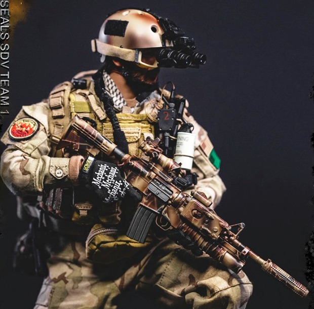 Operation Red Wings NAVY SEALS SDV TEAM 1 Team Leader<BR>PRE-ORDER: ETA Q2 2020