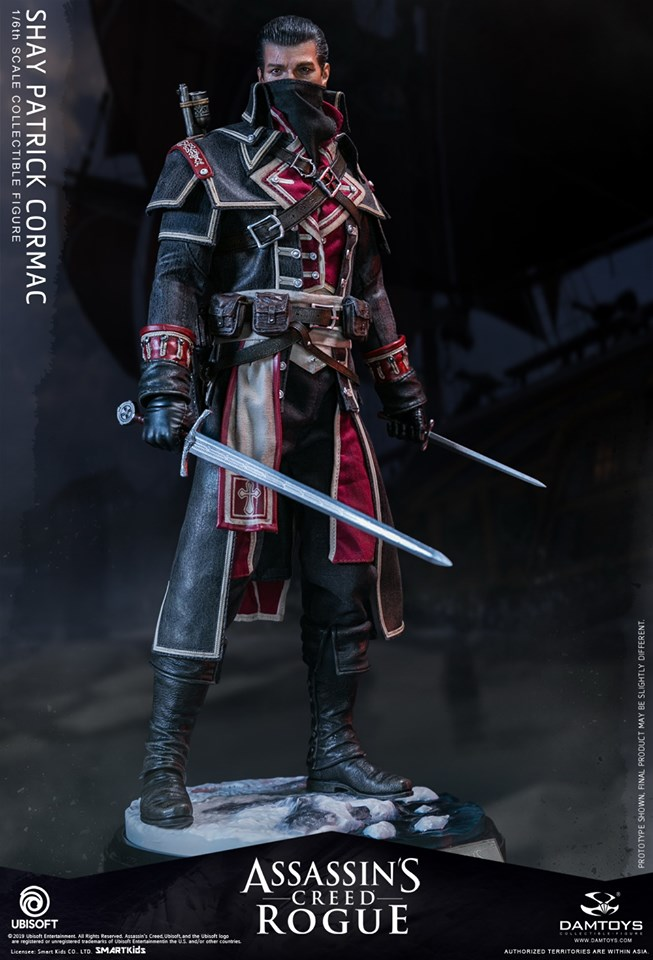 Assassin S Creed Series Shay Patrick Cormac Pop Culture Video
