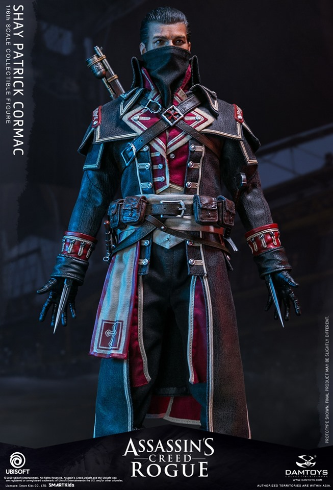 Assassin's Creed Series: Shay Patrick Cormac <BR>PRE-ORDER: ETA Q1 2020