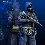 British SAS CRW Assaulter<BR>(1:12 Scale Pocket Elite)