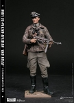 WWII German Panzer Division Major<BR>(1:12 Scale Pocket Elite)<BR>PRE-ORDER: ETA Q3 2018