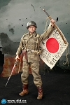 'Captain Sam': WWII US Army 77th Infantry Division<BR>PRE-ORDER: ETA July 2018
