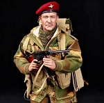 Commander Roy: British 1st Airborne Division (Red Devils)<BR>PRE-ORDER: ETA June 2019