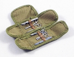 Surgical Instrument Case with Instruments