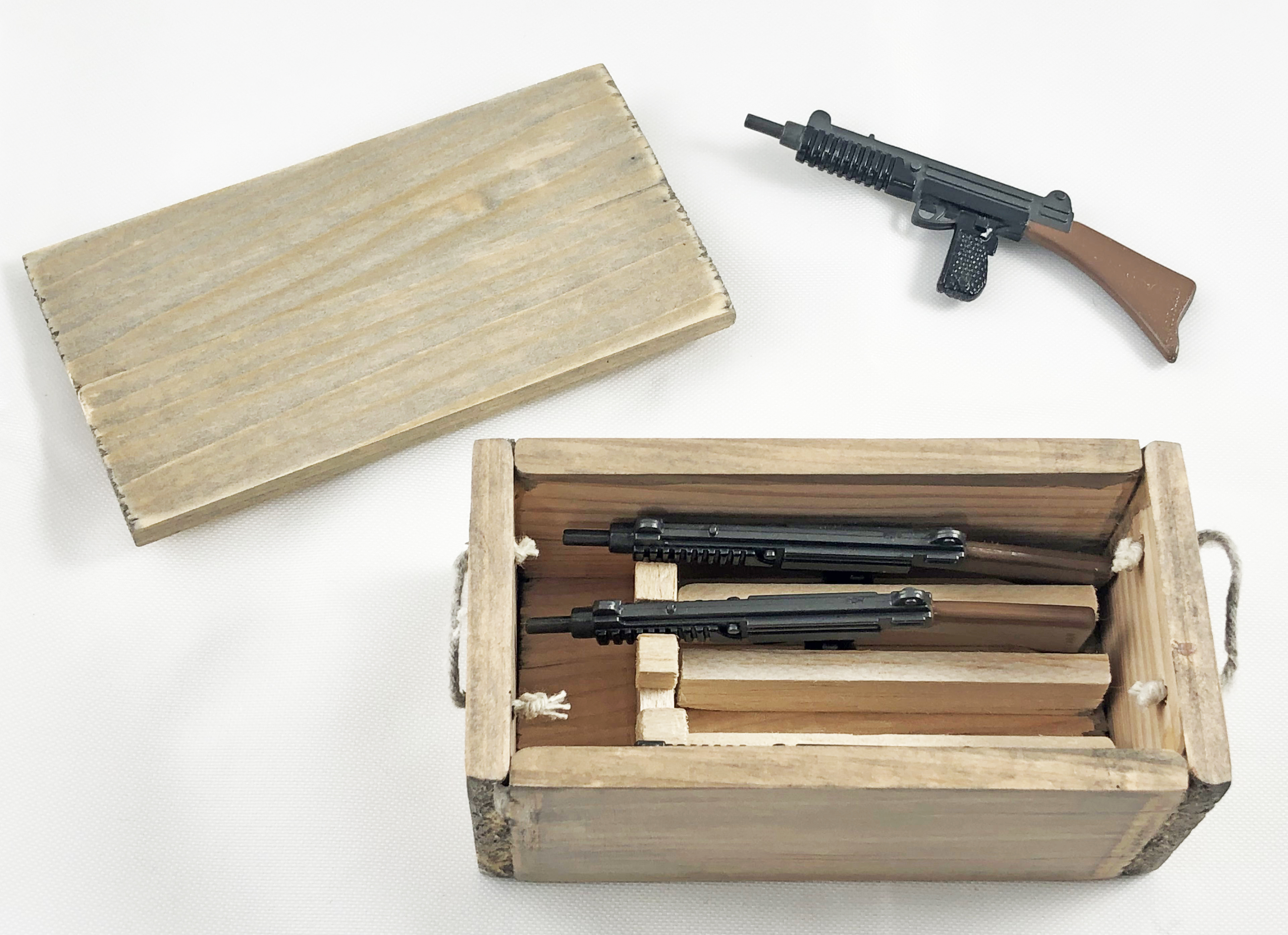 Uzi Weapons Crate