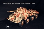 Sd.Kfz. 234/2 'Puma' (Three Color Camo)<BR>PRE-ORDER: ETA May 2018