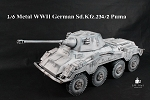 Sd.Kfz. 234/2 'Puma' (Whitewashed)<BR>PRE-ORDER: ETA May 2018