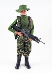 The Adversaries: Commando Uniform Set<BR>
