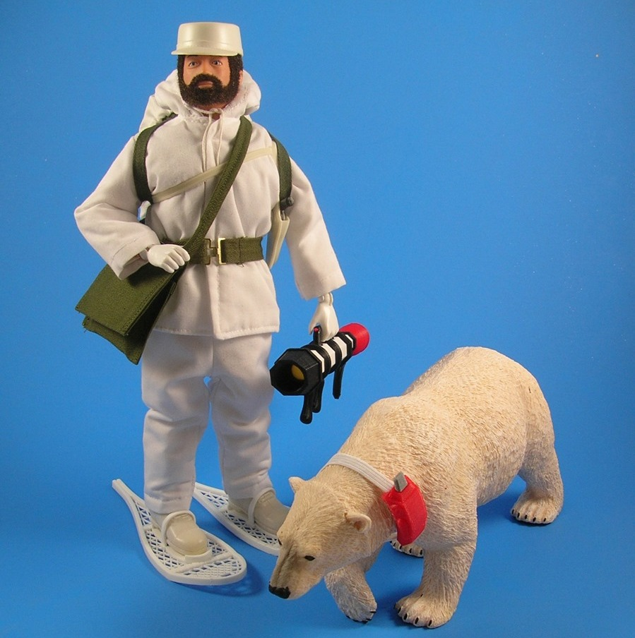 Operation: Polar Bear Rescue Uniform Set