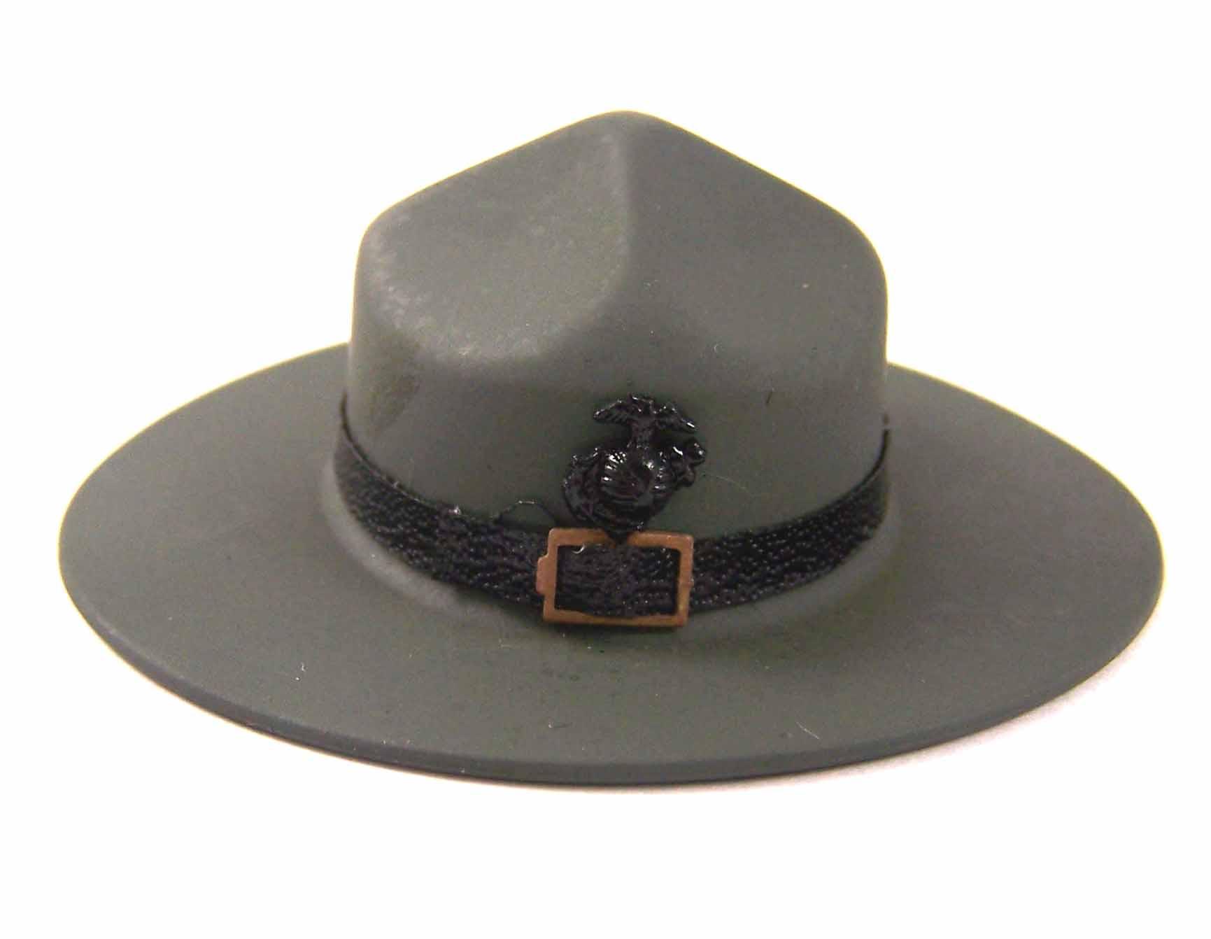 Hat: Campaign, USMC | 1:6 Scale Collectible Vietnam & Korea Parts | 13B