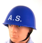 Helmet: US Air Security, No Stripe (Hasbro-Style)