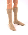 Socks: Tan (Pair)