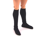 Socks: Black (Pair)