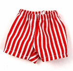 Red/White Striped Boxers