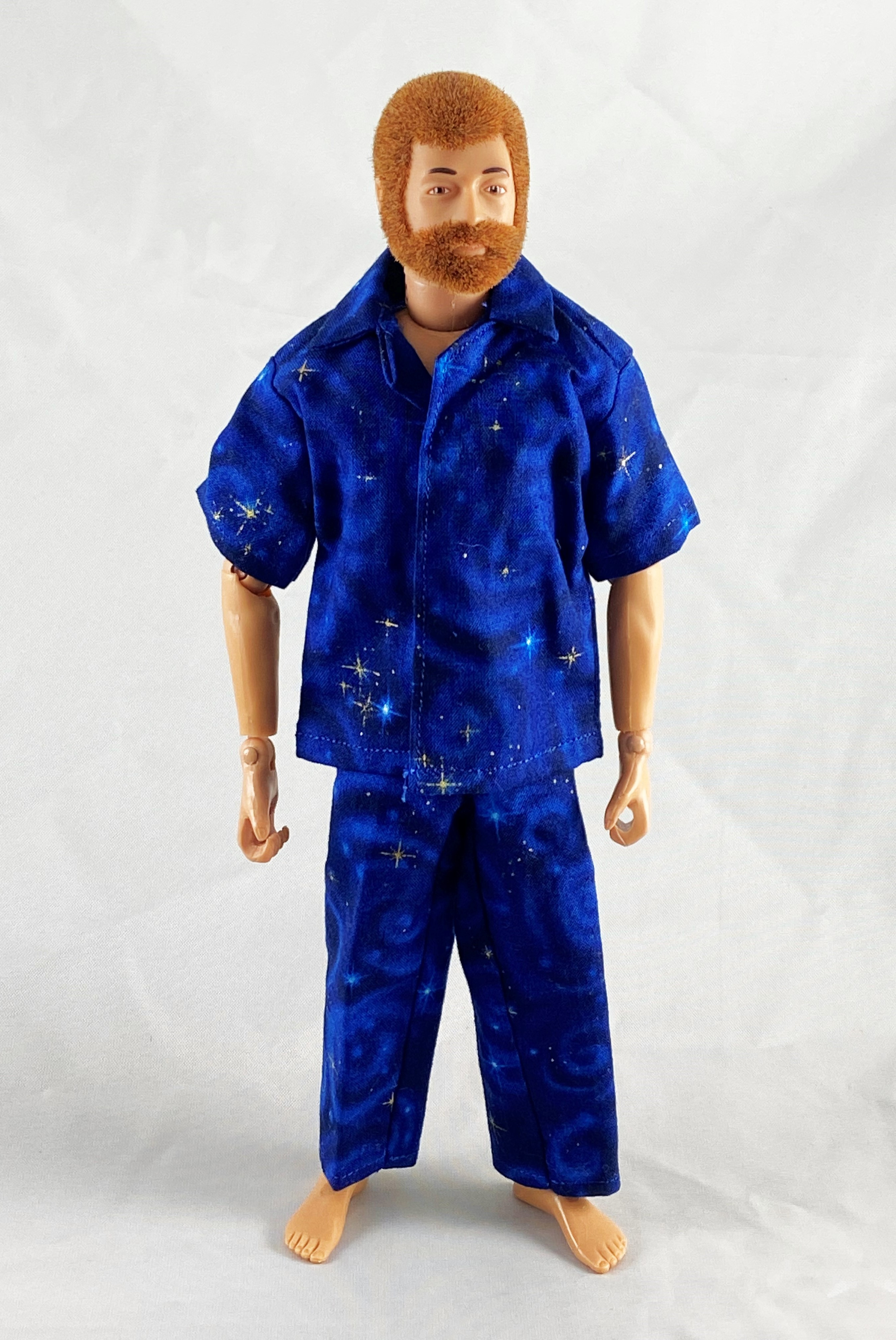 Men's Starry Night Pajamas