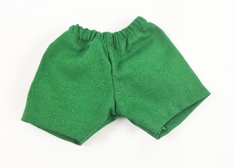Shorts - Athletic Style (Emerald Green)