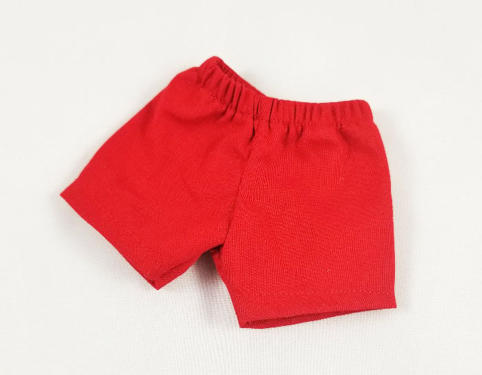 Shorts - Athletic Style (Red)