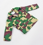 Jacket with Front Snaps - Para Camo