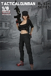 Female Tactical Outfit Basics (Black) <BR>PRE-ORDER: ETA Q3 2018